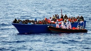 Migrants Deaths: 'These are people running away from hell'