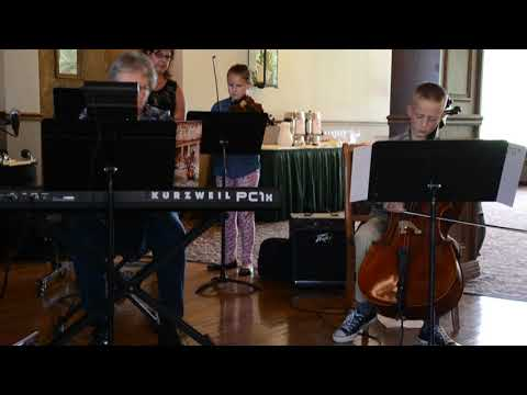 Fight SongAmazing Grace  Piano Guys version  Sacred Journeys quintet