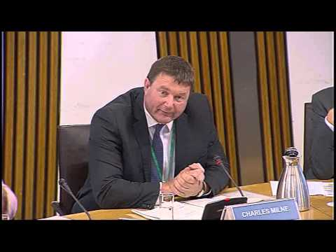 Health and Sport Committee - Scottish Parliament: 10th June 2014