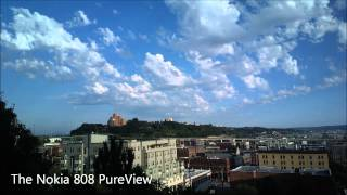 Nokia N8 Vs 808 PureView_ Time Lapse