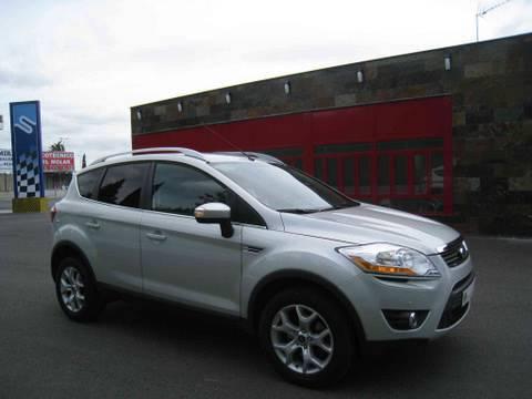 Ford Kuga TDCI 140 Trend 4x2. Prueba de Portalcoches.net