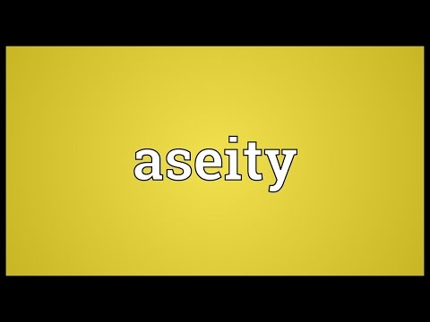 Header of aseity