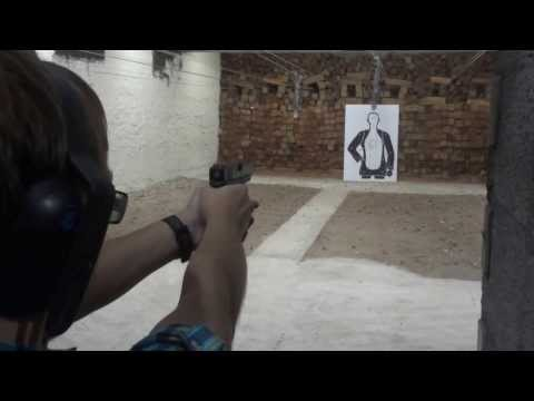 Treino Glock G25 Cal.380 André Monello