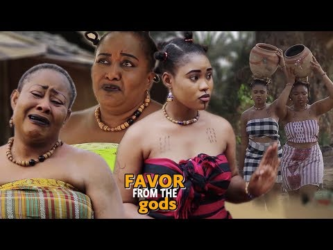 Favor From The Gods Season 1 - 2018 Latest  Nigerian Nollywood Movie Full HD