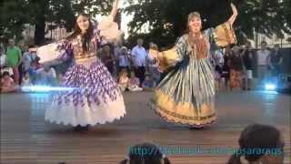 Afghan Qataghani-pop dance by Andheera Duo