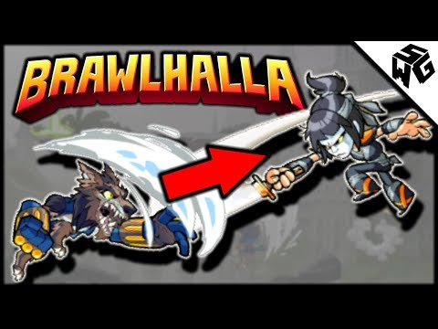 Opponent Switch! Diamond Ranked 1v1's - Brawlhalla Gameplay :: Getting Gauntlet Munched Again!
