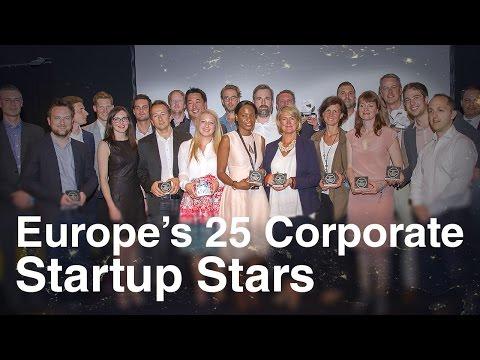 Europe's Corporate Startup Stars