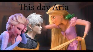 This Day Aria - Elsa Vs. Rapunzel