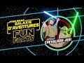 Star Wars : Galaxie d'Aventures - Fun Facts : Chevaliers Jedi thumbnail