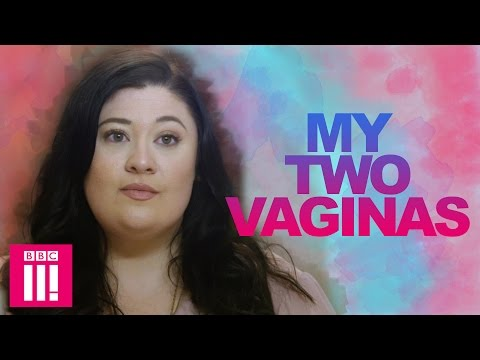 The Woman With Two Vaginas   Living Differently