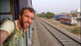 How is Train Travel in INDIA? The Journey to Agra