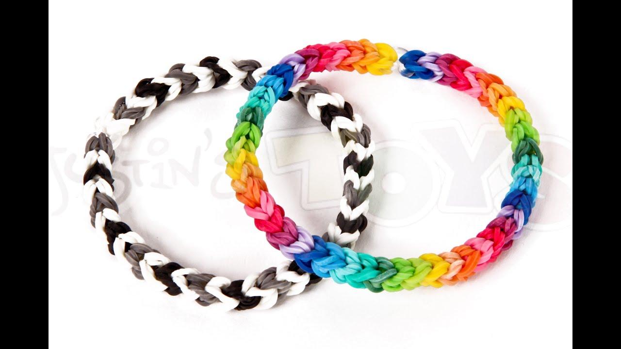 Mini Rainbow Loom Bracelet Rainbow Loom Bracelet