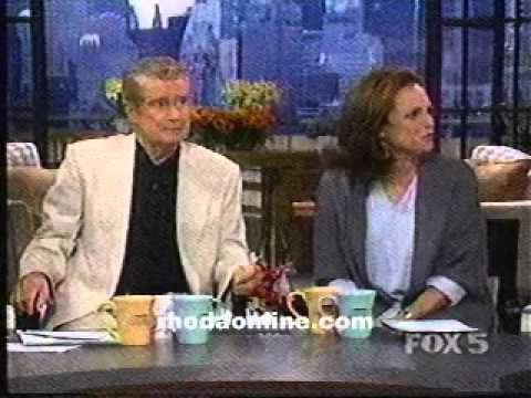Valerie Harper Co-Hosts with Regis - Part 1 of 2