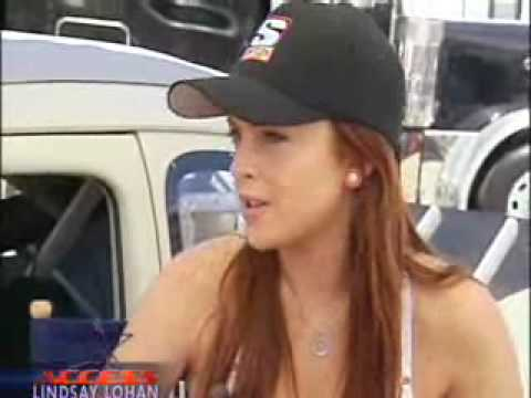 LINDSAY LOHAN INTERVIEW WITH WILMER VALDERAMA