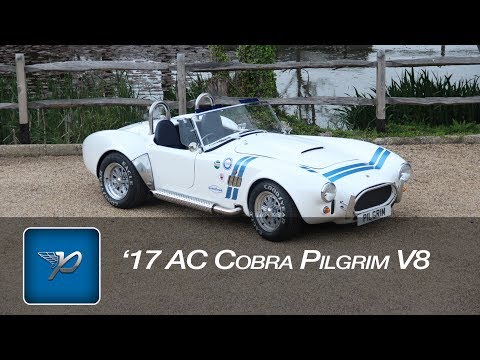For sale | 2017 AC Cobra V8 factory built at Pilgrim MotorSports | Sussex