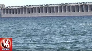Telangana Govt To Release Water From Nagarjunasagar