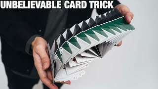 This Supreme Card Trick Has An IMPOSSIBLE Ending!