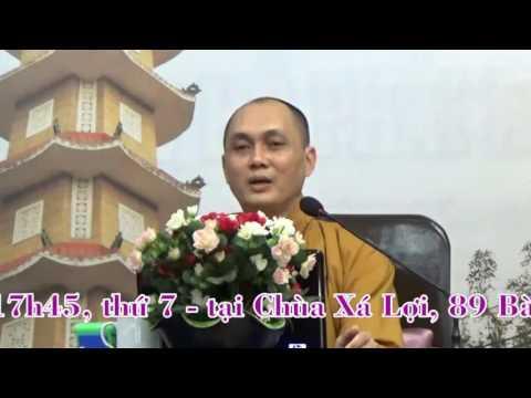 Phật tử tại gia 64: Trách Nhiệm Hộ Trì Tăng Bảo (phần 1)