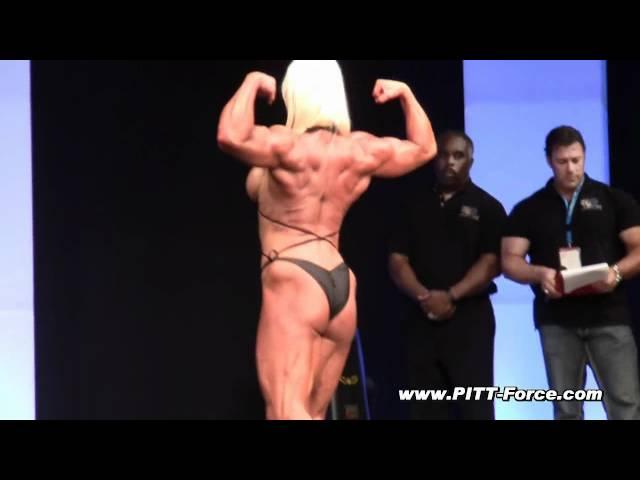 Fibo Power Pro Show Part one: Womens Bodybuilding Prejudging
