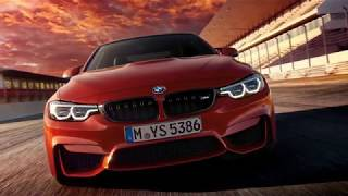 2019 BMW M4, New photos of the new darkened taillights