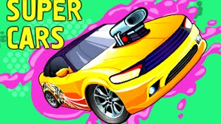 Theft Super Cars - Game Video