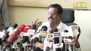 Kalaipuli S Thanu Talk About Theri Movie Issue