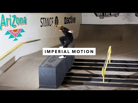 Afternoon In The Park: Imperial Motion | TransWorld SKATEboarding