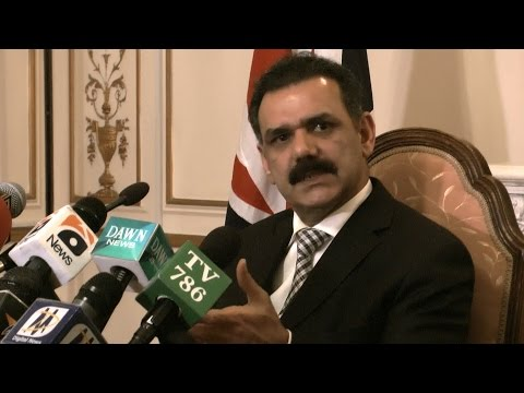London media interaction with DG ISPR Major General Asim Bajwa
