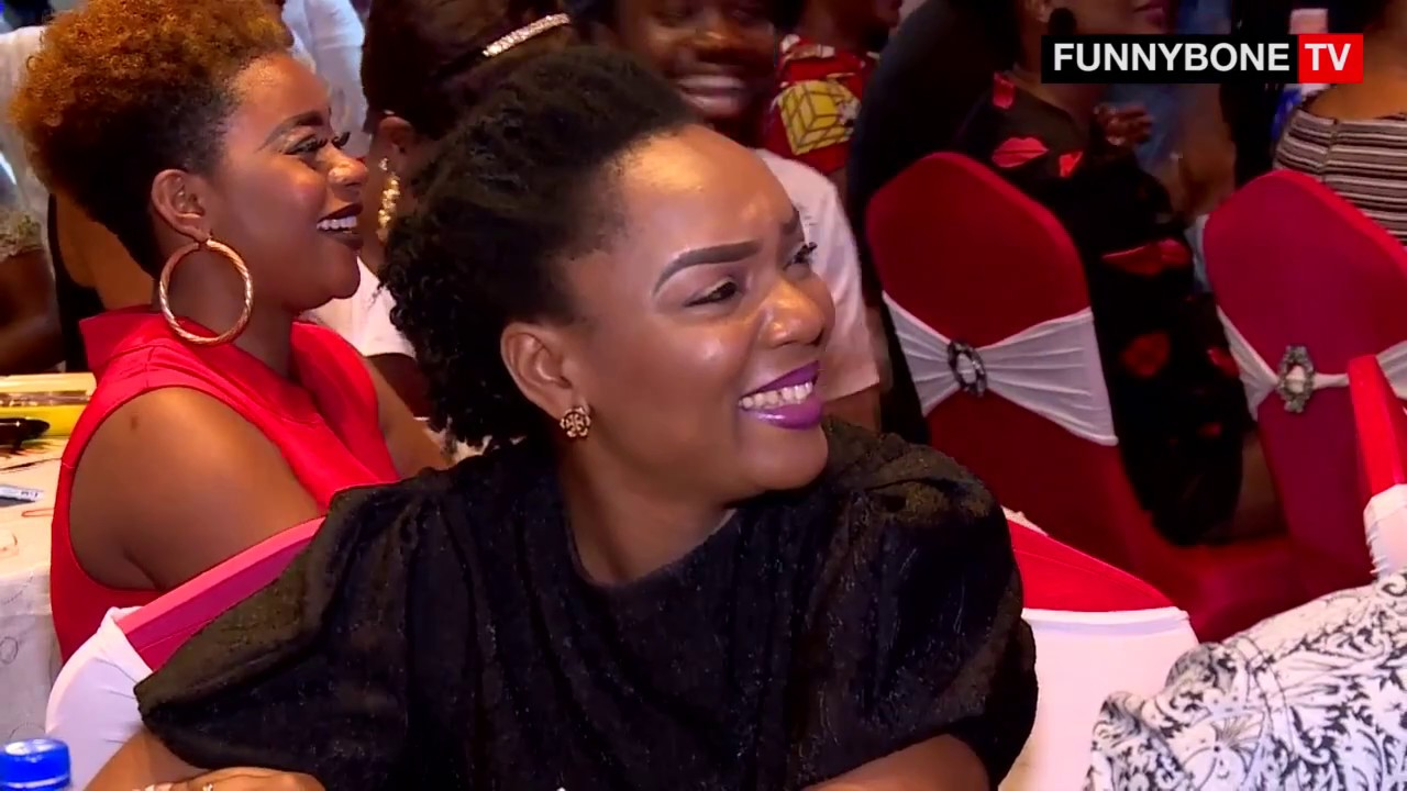 Little Emmanuella crack jokes at FunnyBone Untamed Comedy Show
