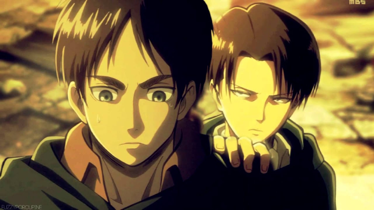 levi rivaille x eren jaeger i know youtube