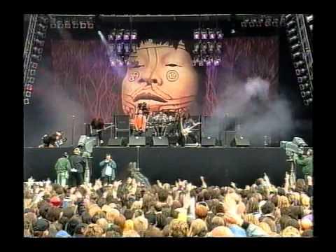 Sepultura Live Orgasmatron Pinkpop 1996