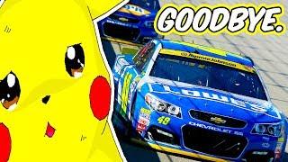 THE SADDEST VIDEO I'VE EVER MADE! // NASCAR Heat 2 Online Cup Racing