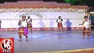 Dussehra Festival Celebrations | Cultural Programmes Held In Shilparamam | Hyderabad