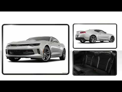 2018 Chevrolet Camaro Video