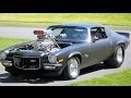 (1st start) 1972 Z-28 Camaro w/ 496 stroker  8-71 Weiand Supercharger