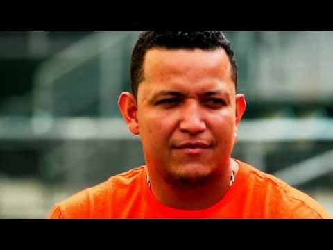 Miguel Cabrera's Hitting Tips