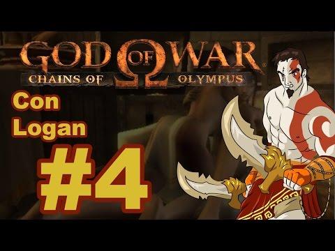 God Of War Cadenas del Olimpo PSP Parte 4 Final