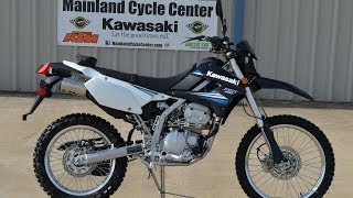 $5,099:  2014 Kawasaki KLX250S Dual Purpose Motorcycle