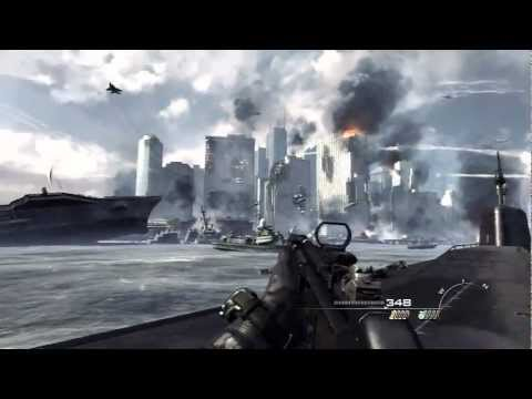 Call of Duty: Modern Warfare 3 - Walkthrough - Part 2 [Mission 2: Hunter Killer] (MW3 Gameplay)