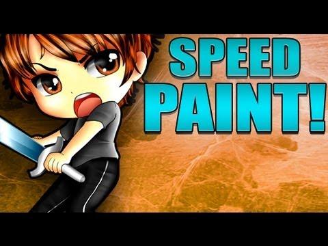 VenturianTale Animated Speedpaint!