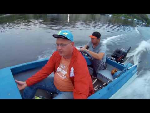 лодка с мотором видео ютуб