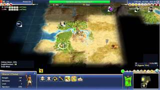 Civilization 4 - Rise of Mankind - Episode 1