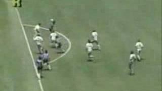 Maradona gol mano de Dios -hand of god- victor hugo (inedito)