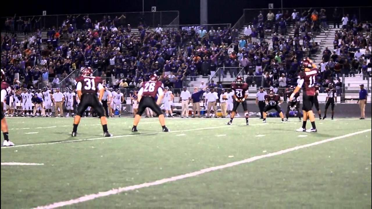 george ranch high school vs  angleton highlights