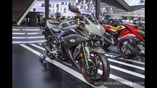 Tin nhanh 24/7 - Yamaha chính thức bung kệ mẫu YZF R3 2018 về ĐNÁ, chốt giá 134,5 triệu đồng.