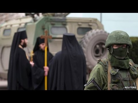 Ukraine Preparing for War with Russia