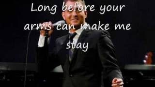 Michael Buble Video - Michael Buble    softly as i leave you