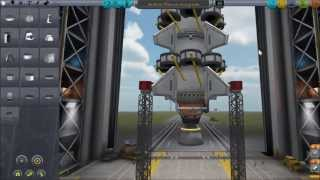 Come costruire un missile TT su kerbal space program