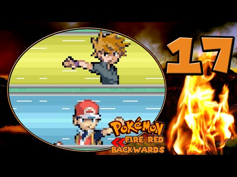 Pokémon Fire Red Backwards Nuzlocke [PL] #17 - CO TO KURWA JEST?!