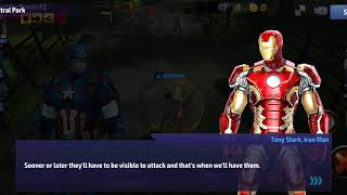 Marvels Future Fight - Beauty and the Beast - Special Mission (Android/iOS)
